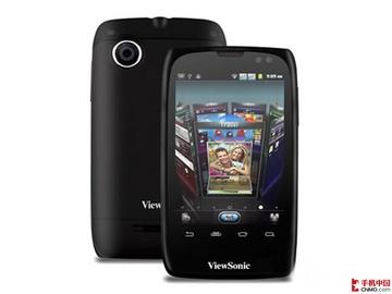 优派ViewPhone 3黑色