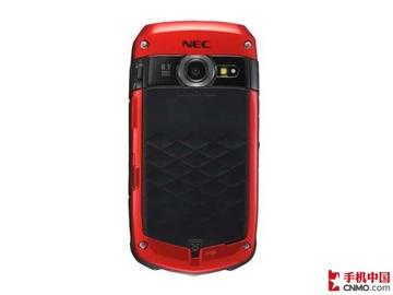 NEC 909e红色