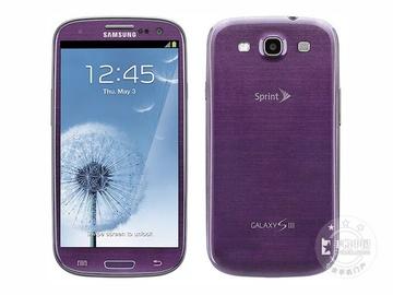 三星Galaxy S3(I9300)紫色