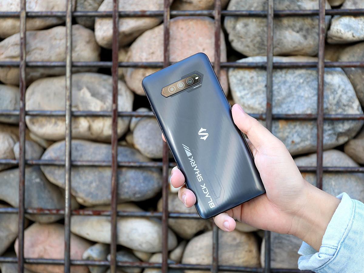 黑鲨4S(8+128GB)