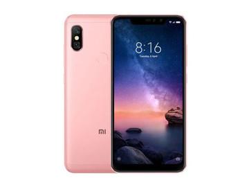 红米Note 6 Pro粉色