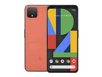 谷歌Pixel 4 XL橙色